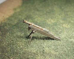 Embankment gun 1