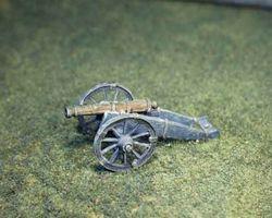 Prussian gun 3pdr