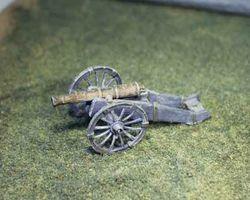 Prussian gun 6 pdr