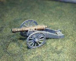 Prussian gun 12 pdr
