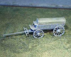 Prussian Luggage wagon
