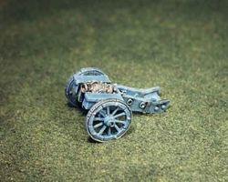 British 5,5 inch howitzer