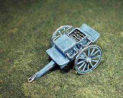 British 1 ax ammo wagon
