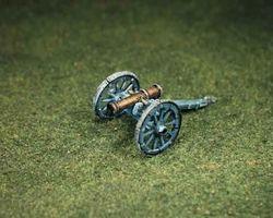 British Fieldgun 9 pdr