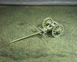 French artillery limber