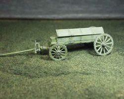 French ammo wagon