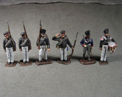 Prussian Reserve infantry command