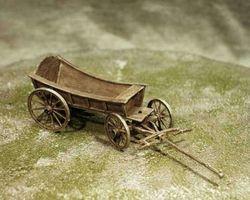 Baggage wagon 2
