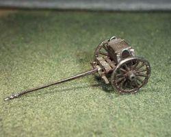 Artillery limber