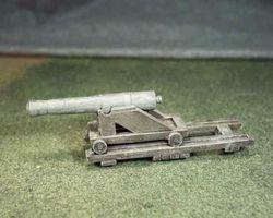 Siege gun or enbankment gum 50 pdr
