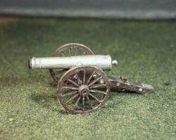 24 pdr siege gun heavy carriage