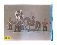War 1870 Prussian commandset