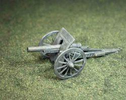 British Fieldgun 4,5 inch