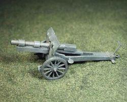 German Fieldhowitzer 150mm