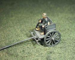 German artillery limber