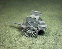 German ammo wagon
