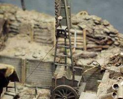 German artillery surveyors wagon