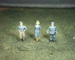 British RAF Personnel