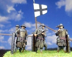 Mercenary with crossbow