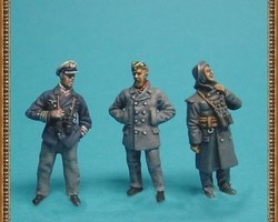 German navy crew U-boot set 1