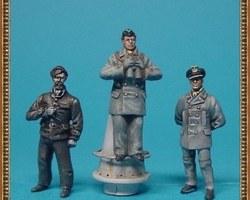 German navy crew U-boot set 2