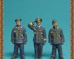 "German Navy ""Sailor-Commodore-Mate"""