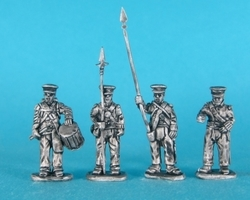 Hanoverian Landwehr set 1