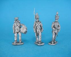 Dutch Militia set 1