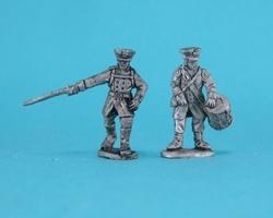 Prussian Landwehr set 1