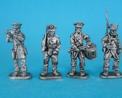 Prussian Landwehr set 8