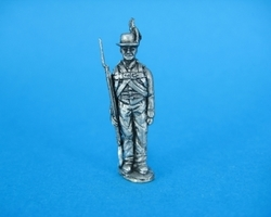 Brunswick Avant Guard Infantry fig 01