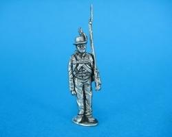 Brunswick Avant Guard Infantry fig 02