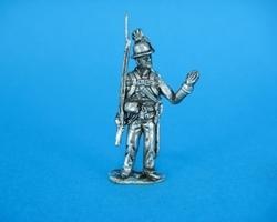 Brunswick Avant Guard Infantry fig 23