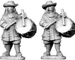 Dutch Drummers 1672