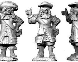 Dutch Officers set 1 1672