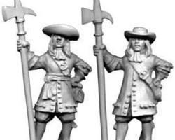 Dutch Sergeants 1672