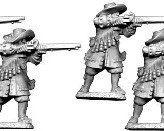 Dutch Musketeers 1672
