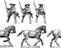 Dutch Mounted Dragoons 1672