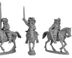 Dutch Cavalry command 1672