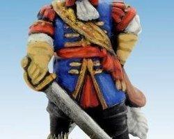 French Kings Musketier Captain D'Artagnan 1672