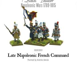 French infantry Command (Late)