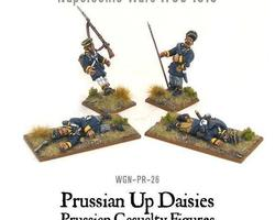 Prussian Infantry Casualties 1815