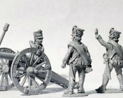 Russian Foot Artillery