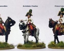 Austrian High Command mounted