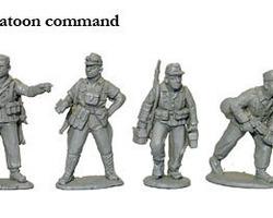 German Platoon Command (Desert)