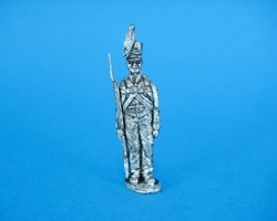 Brunswick Leib Infantry fig 01