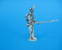Brunswick Leib Infantry fig 05