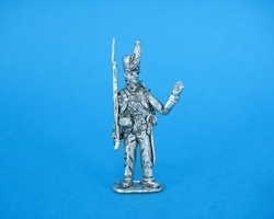 Brunswick Leib Infantry fig 23