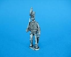 Brunswick Leib Infantry fig 28