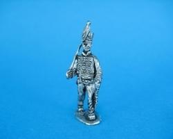 Brunswick Leib Infantry fig 35